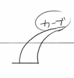 その階段のパース合ってる 曲道と階段の描き方 いちあっぷ