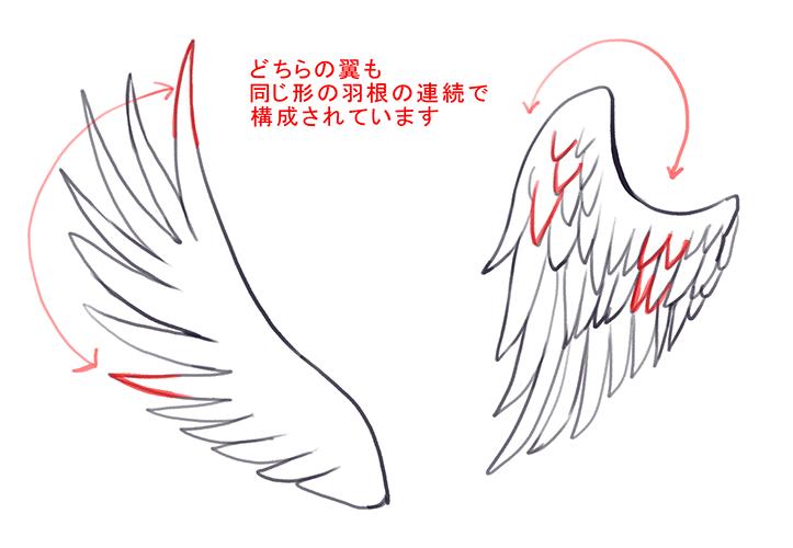背中 に あっ た 翼 は