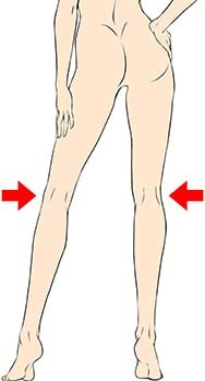 あなたは解けるかなクイズに答えてスキルアップ 脚と足の描き方講座