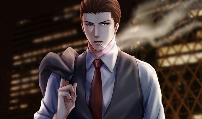 【イケメン】スーツイラスト特集