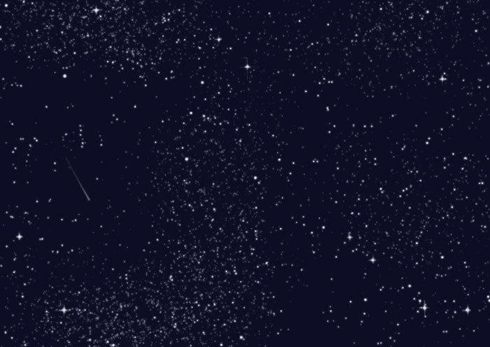 4ステップで描く 星空の描き方メイキング いちあっぷ