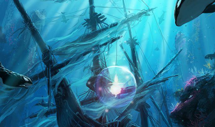 【揺らめく光】水中特集 第一波
