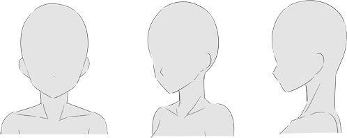 初心者のなぜか上手く描けないを解決首の描き方テクニック編