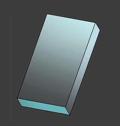 素材の描き方塗り方を学ぶ ガラス木氷の質感表現メイキング