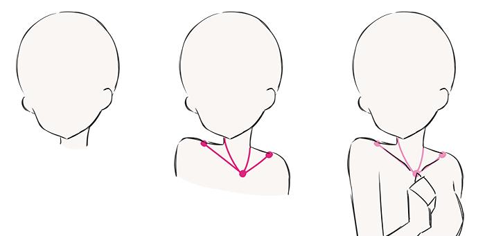 初心者のなぜか上手く描けないを解決顔の描き方テクニック 実践編