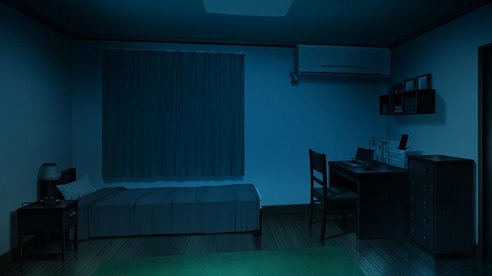 夜の差分イラストの制作方法を解説 これでノベルゲーム背景イラストが描ける 差分編2 いちあっぷ