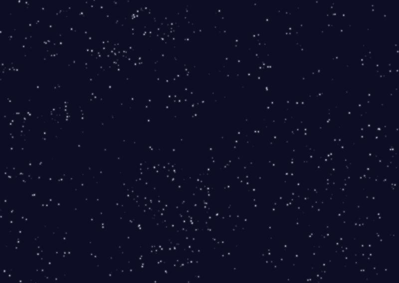 星空の描き方