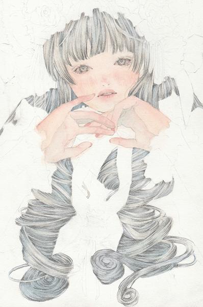 描く 透明水彩 塗り 人物 背景 イラスト Wwwthetupiancom